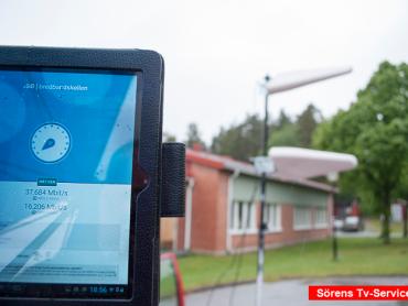 Torsö skola 4G_mbit